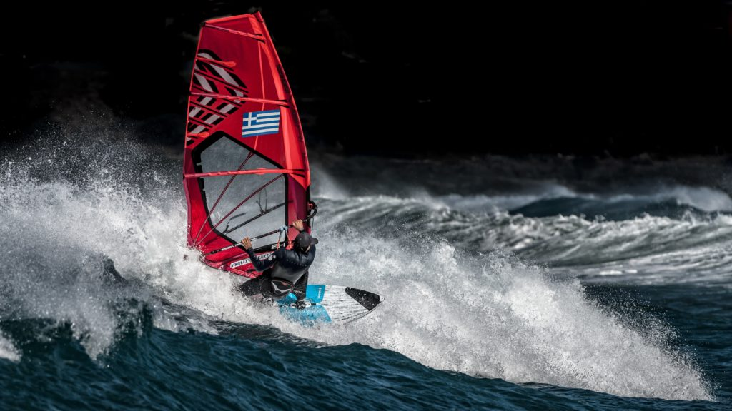 Right Way To Learn Windsurfing