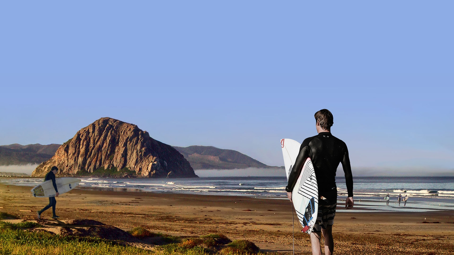 Interesting California Surf Spots To Experience Surfing On This Vacation