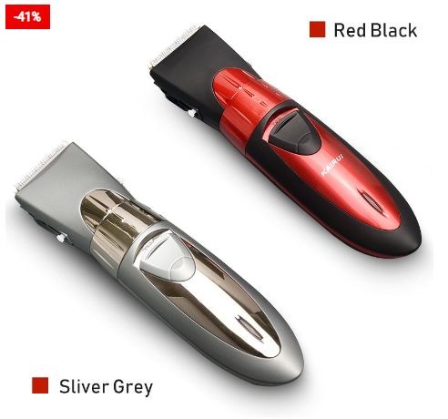 Barber Clippers: Cordless Hair Trimmer