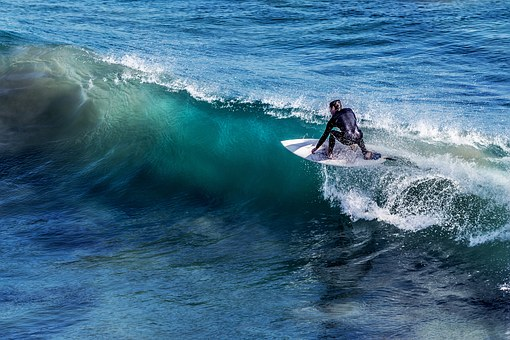 Why Do People Find Surfing Appealing?