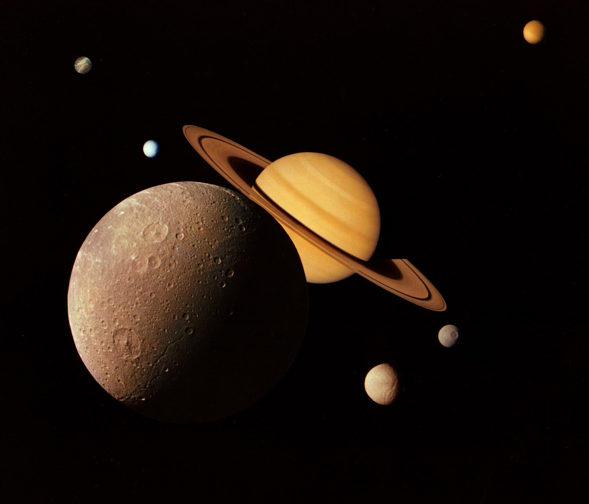 Saturn Now Has The Highest Number Of Moons In Solar System, With Discovery Of 20 New Moons