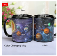 What Is Color Changing Mug Temperature Cup