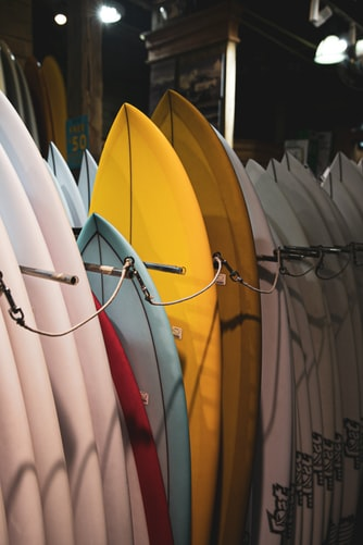 Right Surfboard Gears To Ace Your Game