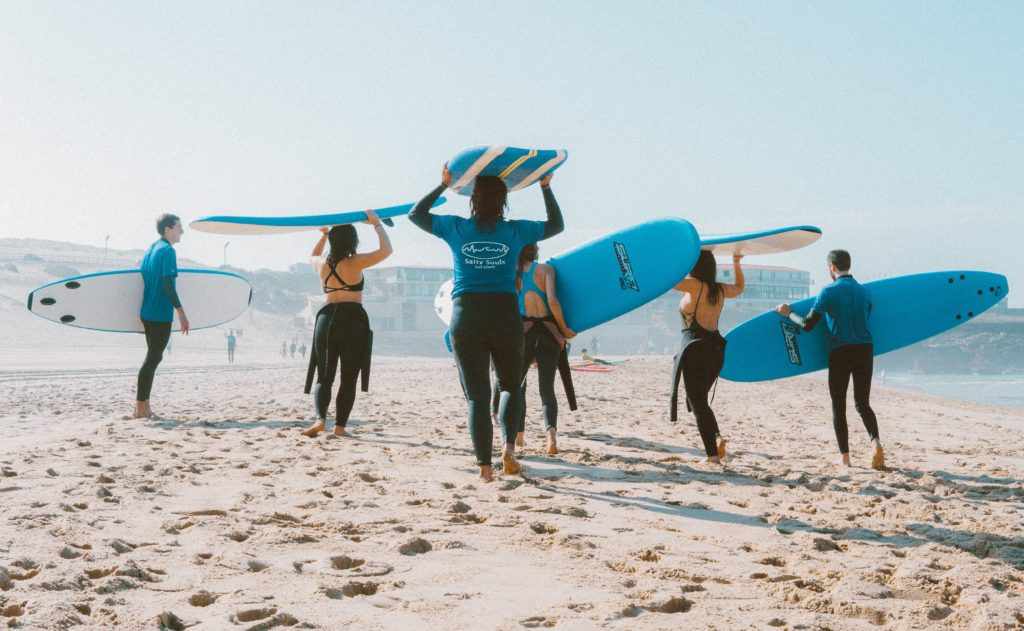 What Do Professional Surfers Wear?