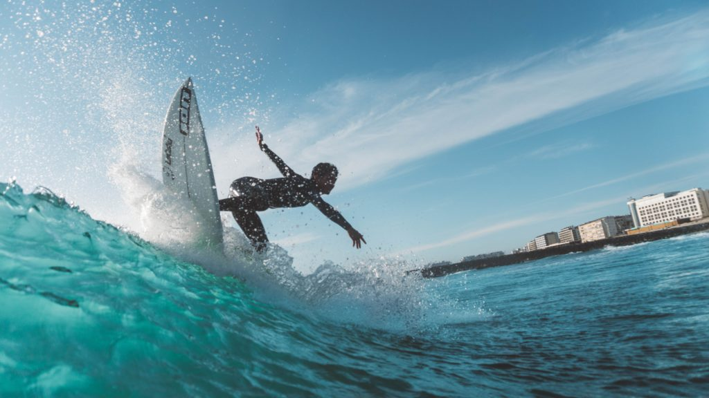 Surfing Is A Lot Of Fun: A Great Diving Adventure