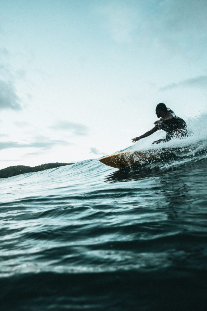 Women's Surfing And Benefits: Learn More