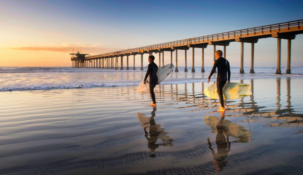 The Art Of Surfing: Why Do People Take Surf Lessons?